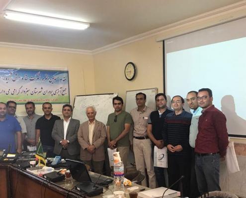سمینار معرفی تجهیزات تست آب در آبزی پروری استان خراسان رضوی