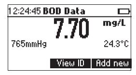 نحوه ی محاسبه ی BOD در دستگاه HI98193 2