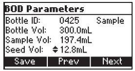نحوه ی محاسبه ی BOD در دستگاه HI98193 3