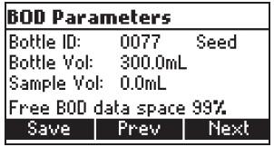 نحوه ی محاسبه ی BOD در دستگاه HI98193 5