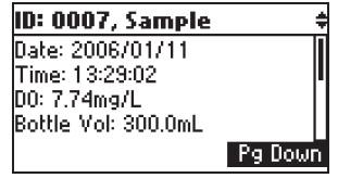 نحوه ی محاسبه ی BOD در دستگاه HI98193 7