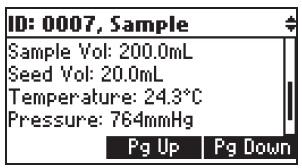 نحوه ی محاسبه ی BOD در دستگاه HI98193 8