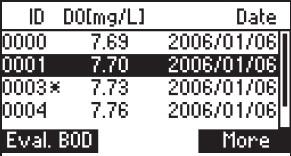 نحوه ی محاسبه ی BOD در دستگاه HI98193 11