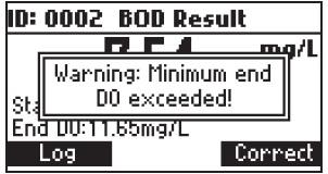 نحوه ی محاسبه ی BOD در دستگاه HI98193 14