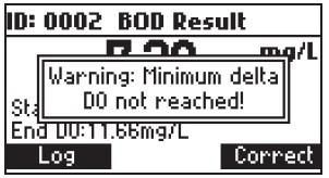 نحوه ی محاسبه ی BOD در دستگاه HI98193 16
