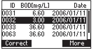 نحوه ی محاسبه ی BOD در دستگاه HI98193 17