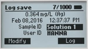 فتومتر و pH متر رومیزی HI83325 3