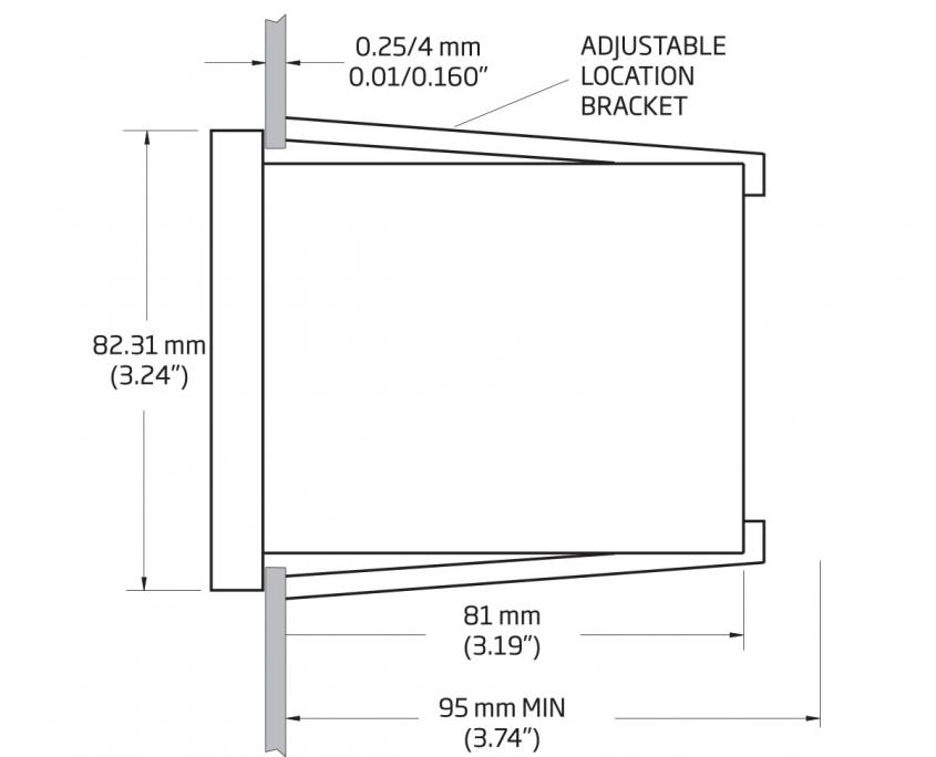 pH متر آنلاین مدل BL931700 4