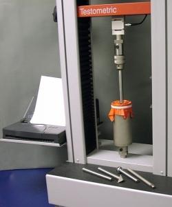 دستگاه تست یونیورسال دو ستونه با ظرفیت 5kN 1