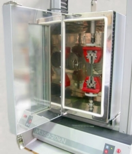 دستگاه تست یونیورسال دو ستونه با ظرفیت 25kN 3
