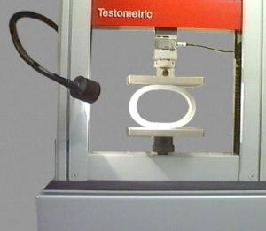 دستگاه تست یونیورسال دو ستونه با ظرفیت 50kN 1