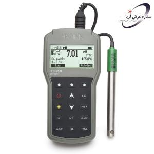 pH /ORP متر پرتابل HI98190-HI98191