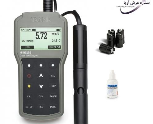 قیمت و خرید انواع اکسیژن متر ( DO متر) هانا HANNA