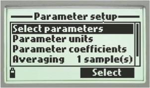 مولتی پارامتر پرتابل HI98196 1