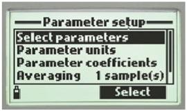 مولتی پارامتر پرتابل HI98194 1
