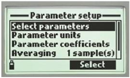 مولتی پارامتر پرتابل HI98195 1