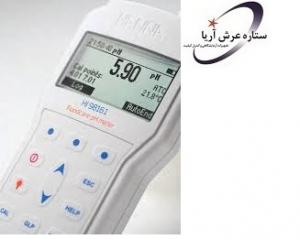 pH متر پرتابل HI98161