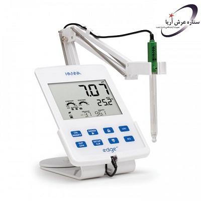 pH متر رومیزی HI2002