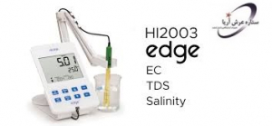 EC / TDS متر رومیزی HI2003 1