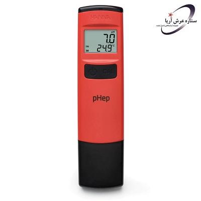 تستر pH مدل HI98107