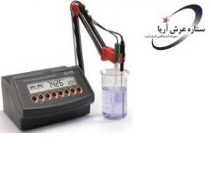 pH متر و ORP متر رومیزی HI2223
