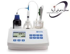 مینی تیتراتور اسیدیته آبمیوه HI84532