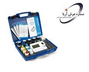 فتومتر pH, آلکالینیتی ،کلر آزاد و کل و سیانوریک اسید HI97104