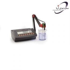 pH متر و mV متر رومیزی HI2221