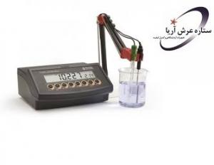 pH متر و mV متر رومیزی HI2215