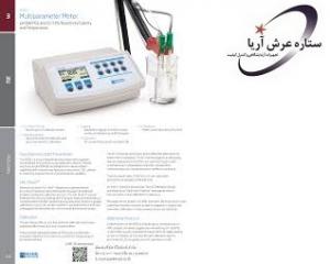 pH متر و mV متر رومیزی HI3512