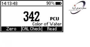 فتومتر رنگ آب HI97727C