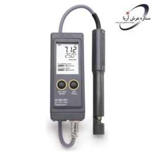 مولتی پارامتر پرتابل HI991301 رنج 0 تا 20 mS
