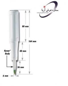 الکترود pH مدل FC230B