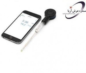 pH متر بلوتوث HI13302