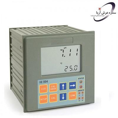 کنترلر آنلاین pH و ORP مدل HI504112