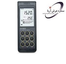هدایت سنج پرتابل مدل HI9835