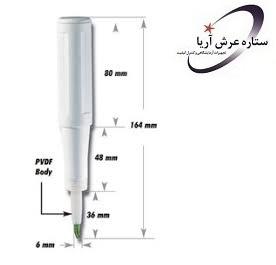 الکترود pH مدل FC231D